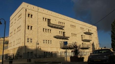 מעלות דוד. התיישבות יהודית בשכונה הסמוכה ראס אל עמוד (מיכאל יעקובסון)