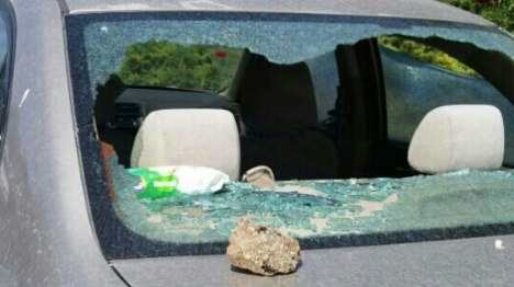 יום לאחר ניסיון הפיגוע - לינץ בתושב השומרון