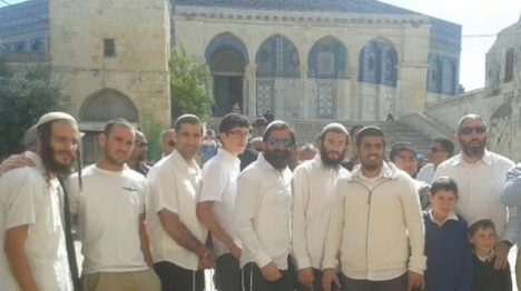 שיא במספר העולים היהודים להר