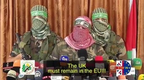 תומכים בישראל? מתנתקים מהאיחוד האירופי