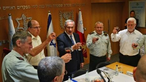 """כך עזר סגן הרמטכ""""ל לדה-לגיטימציה לישראל"""