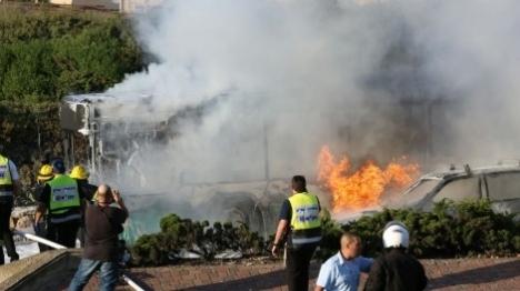 נתפסו: מבצעי הפיגוע בקו 12 בירושלים