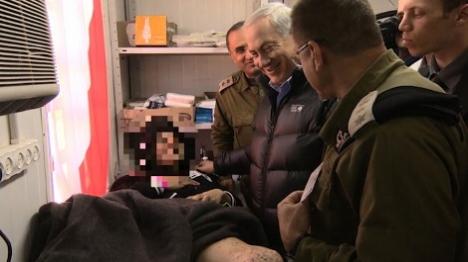 הסכום שישראל השקיעה בפצועים סורים