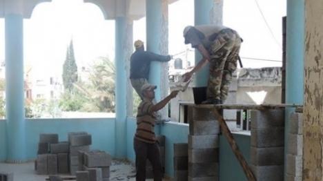 פועלים ערבים. ארכיון