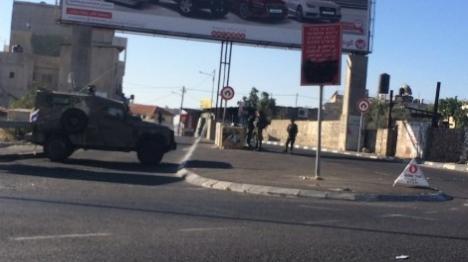 ערבי שדד רכב ודרס את הנהג