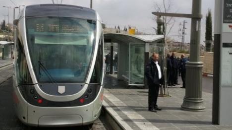 טרור בירושלים: 40% מהרכבות מושבתות