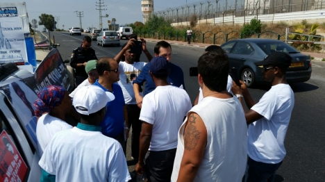 הפעילים בכלא הדרים הבוקר (מטה המאבק)