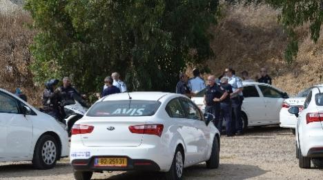 רמת גן: מרדף אחר חשוד