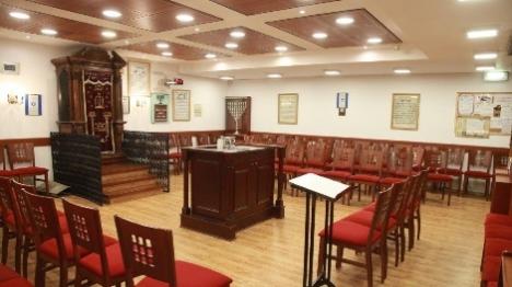 בית הכנסת של משכן הכנסת ישופץ