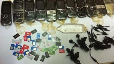 ייחסמו שיחות טלפון סלולרי למחבלים בכלא