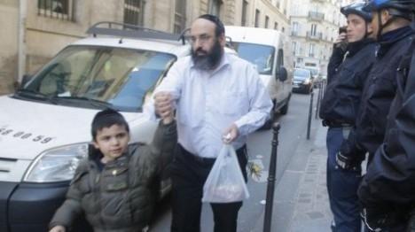 """""""פיגוע אנטישמי"""": יהודי נדקר בשטרסבורג"""