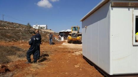 פינוי מבנים יבילים טריים יעבור דרך בן דהן