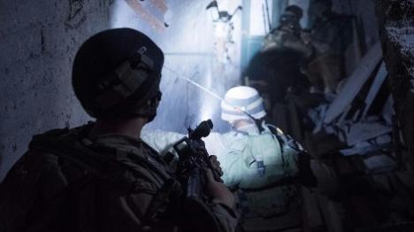 כלי נשק ותחמושת נתפסו בחברון