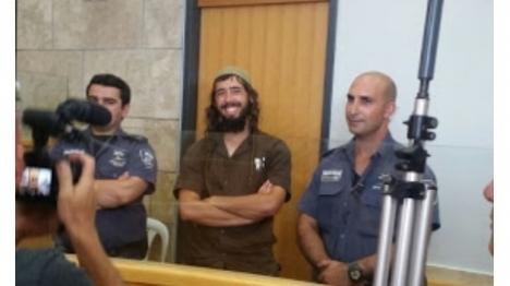 סמכות האלוף טרם התבררה, אך הצעיר במעצר