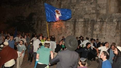 הערב: סיבוב השערים בירושלים