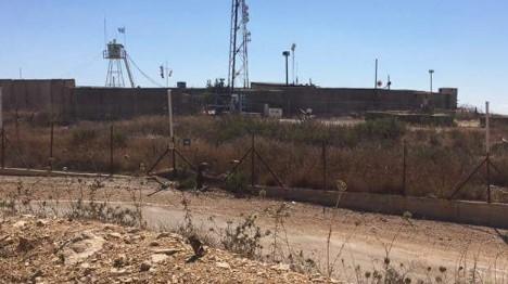 חייל נפצע בפיגוע ירי בגבול הצפון