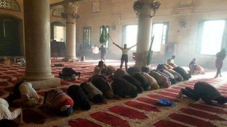 מסגד. ארכיון