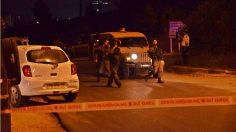 """שוטר """"פלסטיני"""" ביצע פיגוע ירי: שלושה פצועים"""