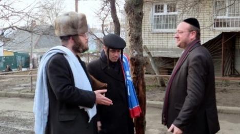 שוד באוקראינה: יהודי נרצח ובנו נפצע קשה