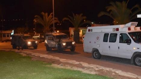 אמש: פיגועי ירי בשומרון ובבנימין