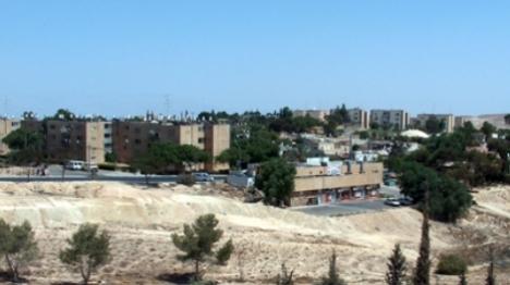 עובד זר תקף קטינות יהודיות בערד