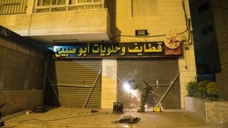 החנות שחלקה ממתקים לאחר הפיגוע תשוב לפעול