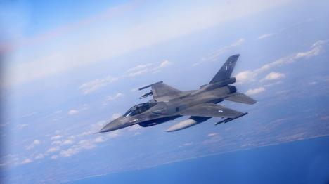 """צה""""ל תקף מתקן דעאש בסוריה"""