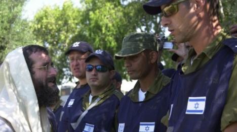 """האם נראה שוב את חיילי צה""""ל מתעמתים עם יהודים?"""