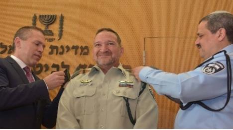 מפקדי ההרס בעמונה - מנוסים במלחמות עם יהודים