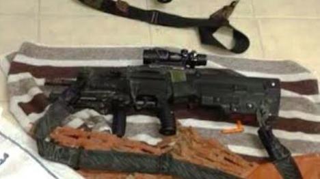 חייל בדואי נעצר בחשד לגניבת נשק