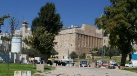 היום: מערת המכפלה סגורה ליהודים
