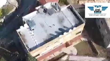 """צפו: ביתו הבלתי חוקי של ח""""כ גטאס"""