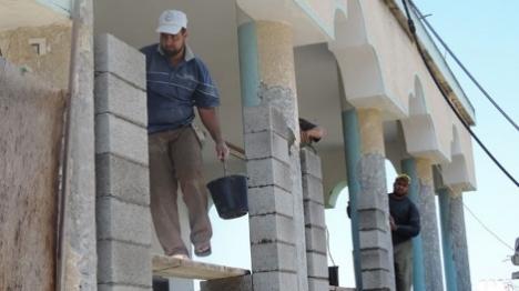 חשד: פועלים ערבים אחראים לגל הפריצות