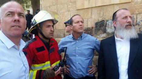 ירושלים: שמירת השבת – תנאי לאישור התקציב