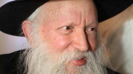 הרב גינזבורג צילום: גל עיני