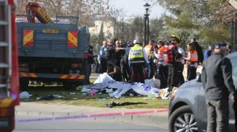 פיגוע דריסה בבירה: ארבעה נרצחו