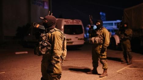 ניסיון פיגוע בבקעת הירדן: המחבל חוסל