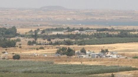 גבול סוריה: ערבים ירו לעבר כוח