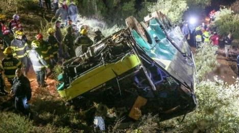 שני הרוגים בתאונה קשה בכביש מעלה לבונה