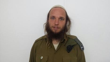 פרסום ראשון: חייל שקרא לסירוב פקודה נשלח לכלא