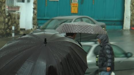 החורף חוזר: בשבת צפוי גשם ברוב הארץ