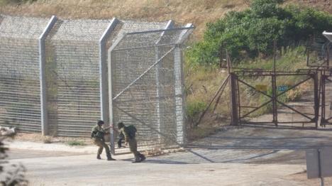 פיגוע ירי בגבול הצפון, אין נפגעים