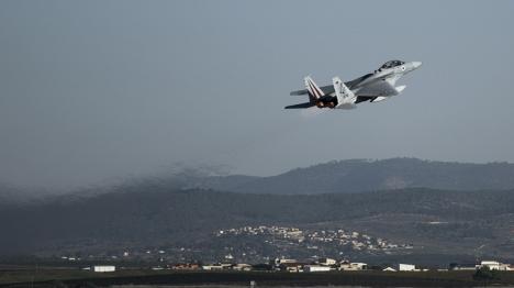 דיווח: חיל האוויר תקף בסוריה