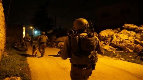 מבצע מעצרים בכפר קוצרא