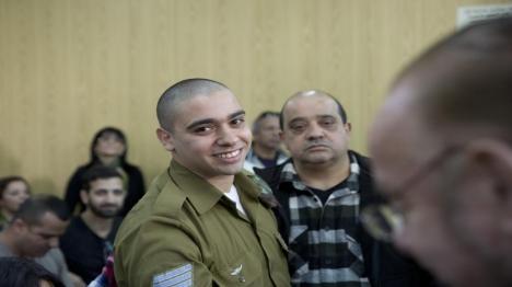 """העונש של אזריה: באו""""ם גינו, ליברמן הגיב"""