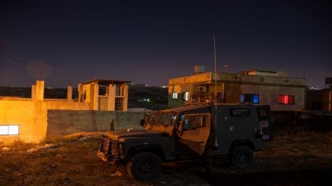 פיגוע ירי: חייל נפצע בגוש עציון