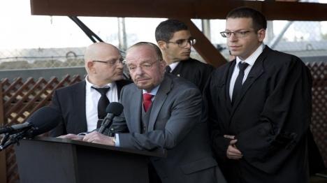 משפט אזריה: הוגש ערעור נגד ההרשעה