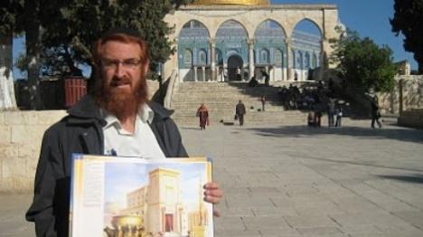 אנשי וואקף הורחקו מקרבת יהודה גליק