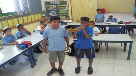 """אירועי שבוע החמ""""ד: מפגש בין תלמידים יהודים וערבים"""