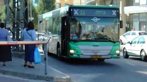 אגד מתרשל בקווי התחבורה בירושלים?